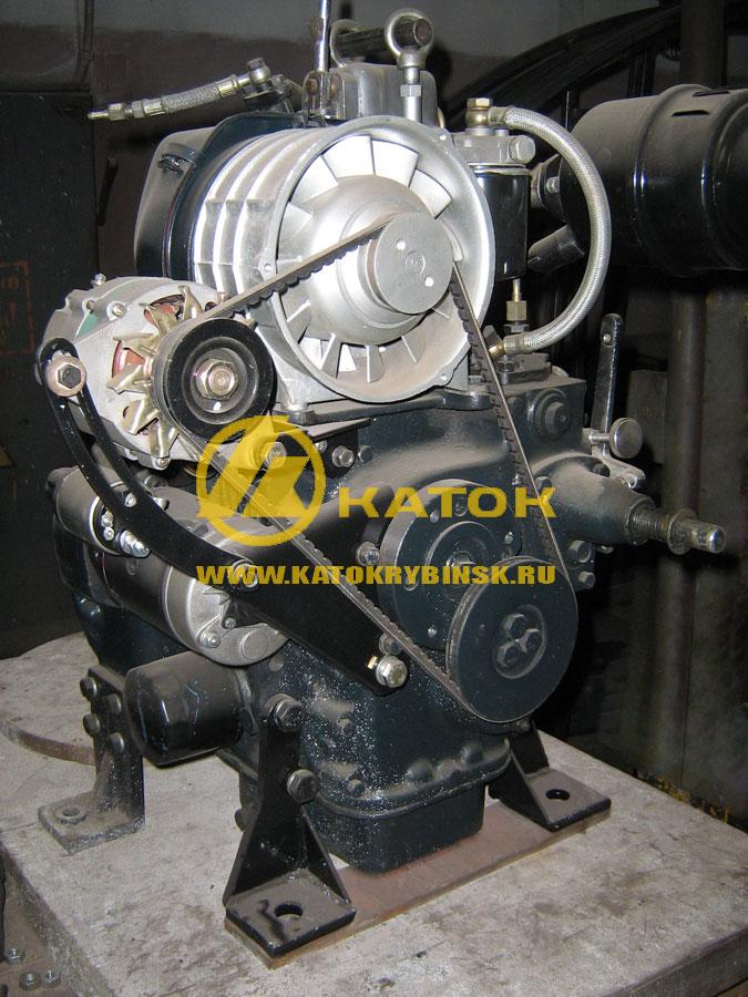 Обкатка двигателя после ремонта г.Пятигорск