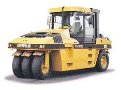Каток Caterpillar PS-300C